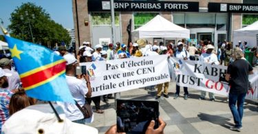 RDC : manifestations contre la ''machine à voter''